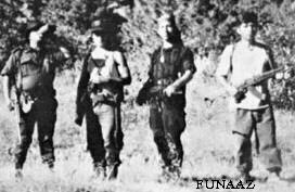 Paramilitares y efectivos de Seguridad P�blica